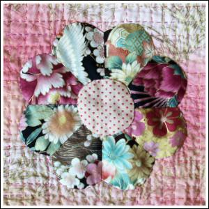 Kiku Blossom Block