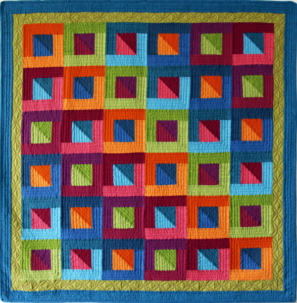 Shadowplay Quilt