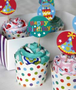 Fat Quarter Cupcakes
