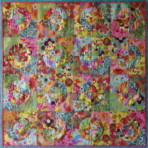 Feeling Groovy Quilt