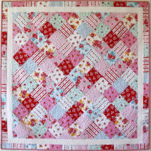 Be Mine Free Quilt Pattern