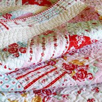 Be Mine Free Quilt Pattern Featured Image