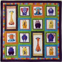 Jungle Bums Quilt