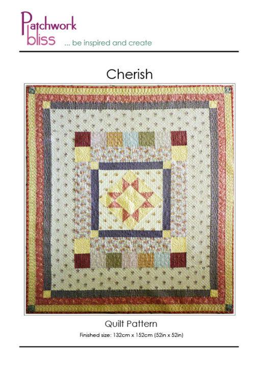Cherish Quilt Pattern