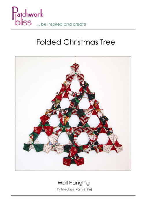Folded Christmas Tree Pattern