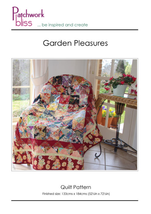 Garden Pleasures Quilt Pattern