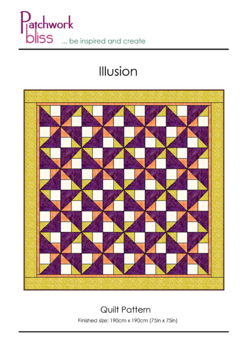 Illusion Quilt Pattern