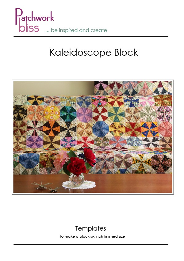 Kaleidoscope Block Templates