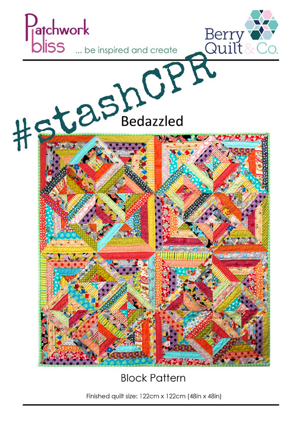 Bedazzled StashCPR Pattern