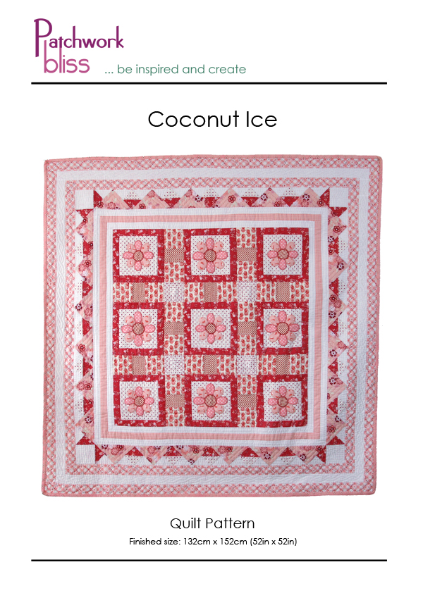 Coconut Ice Quilt