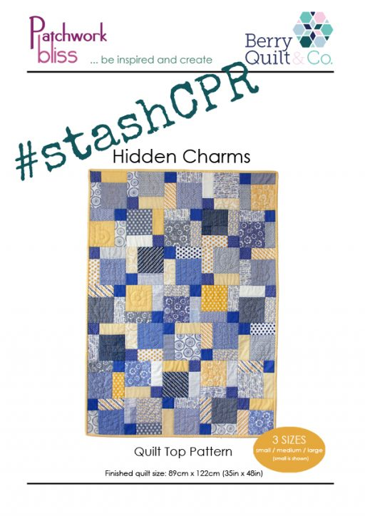 Hidden Charms Quilt Pattern