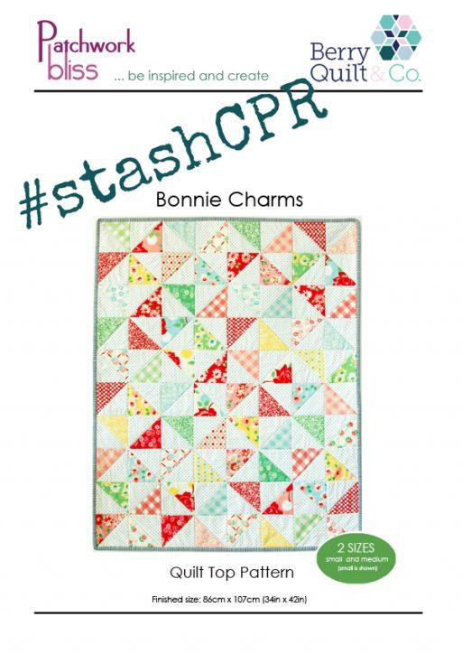 Bonnie Charms Quilt Pattern